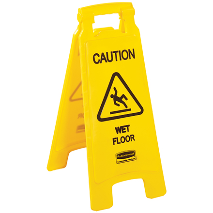Wet Floor Signs