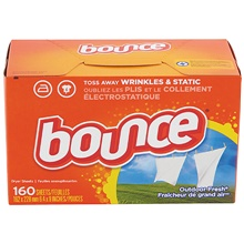 Bounce<span class='rtm'>®</span> Dryer Sheets - 160 count